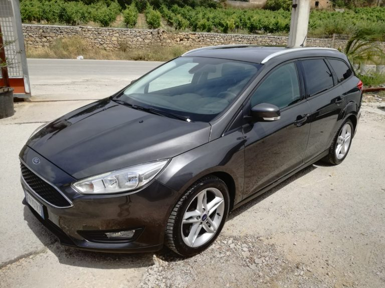 Ford Focus 2.0 TDCi 150 CV Start&Stop SW Business