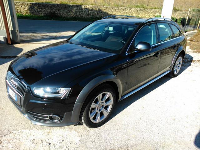 Audi A4 allroad 3.0 V6 TDI 245 CV S tronic Bu
