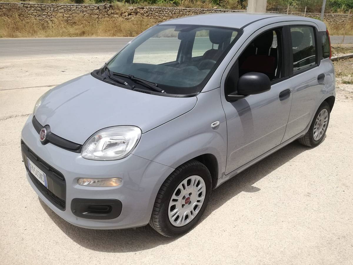 You are currently viewing Fiat Panda 1.2 Easy